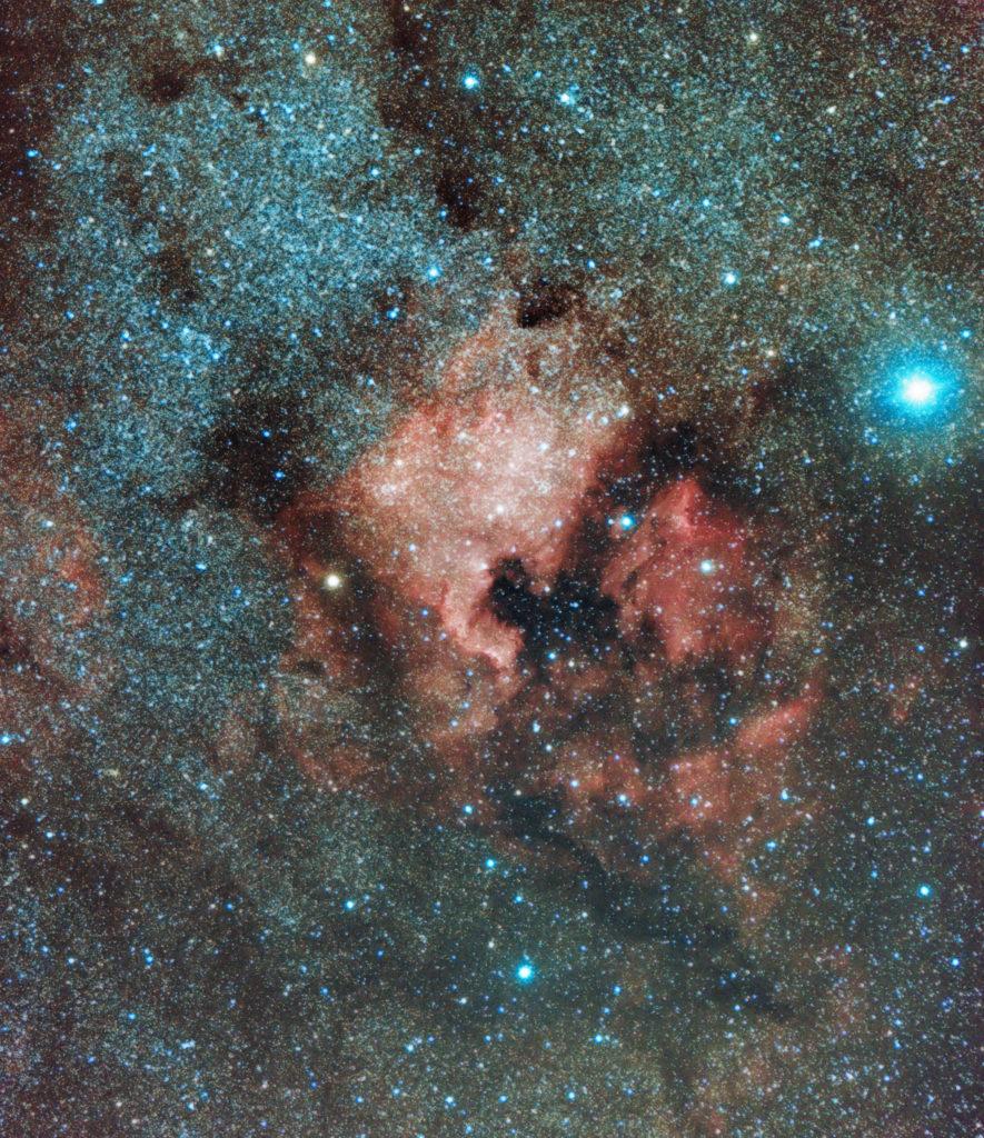 Nébuleuse de l'Amérique du Nord | NGC7000